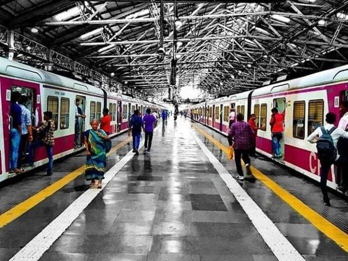 Local Trains starts in mumbai after corona