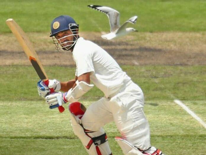 Ajinkya Rahane capton of indian test cricket trem