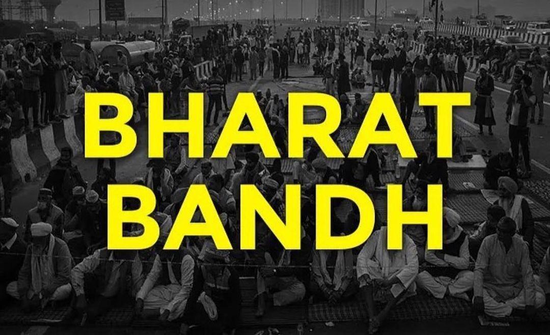 bharat band on 8th december 2020