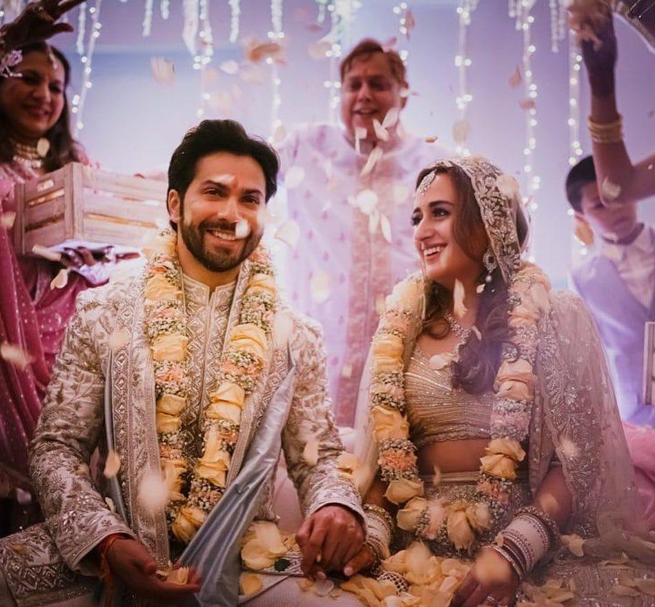The story of Varun Dhawan wedding