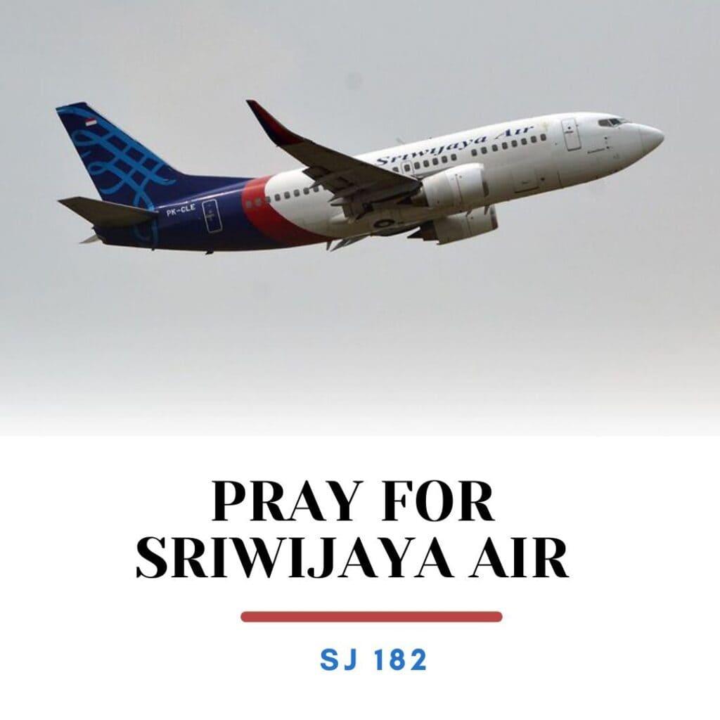 plane crash in Jakarta