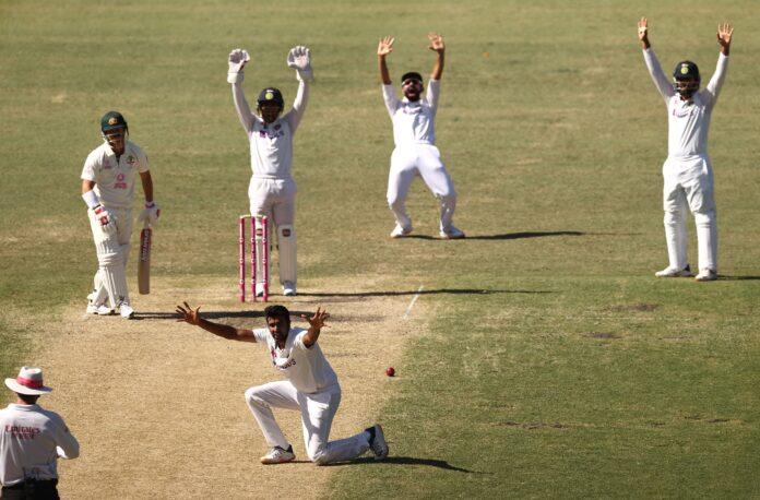 india australia fourth day