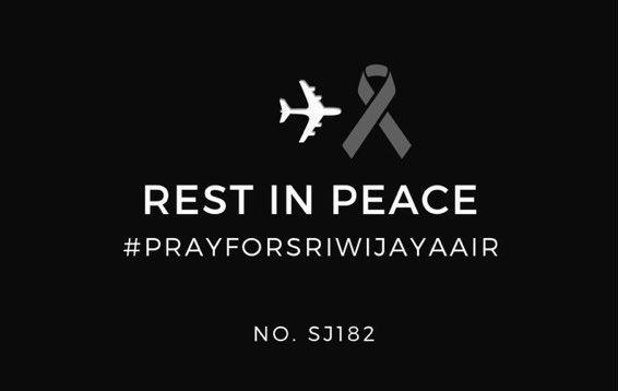 Sriwijaya Air SJ-182 plane crash in jakarta