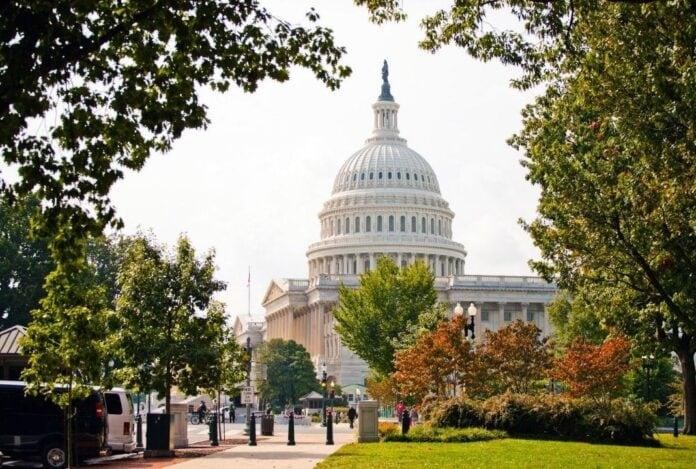 riots in washington DC causes curfew