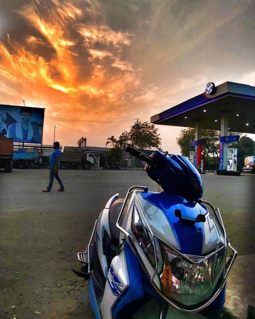 Rising petrol diesel prices again in india
