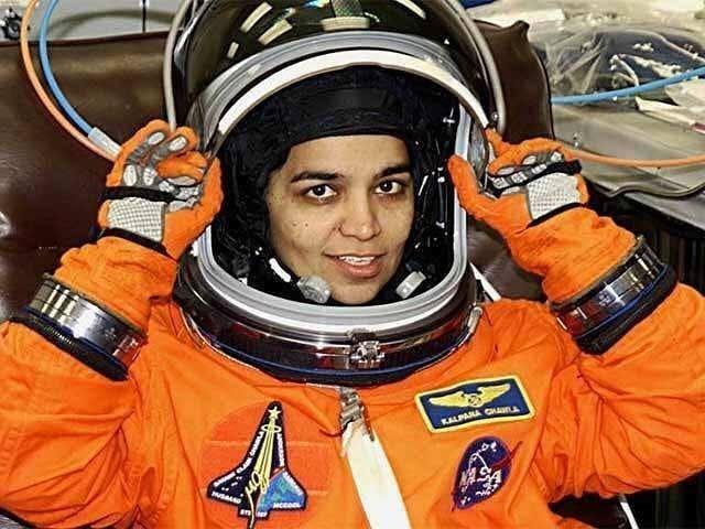 Kalpna Chawala first indian origin lady astronaut