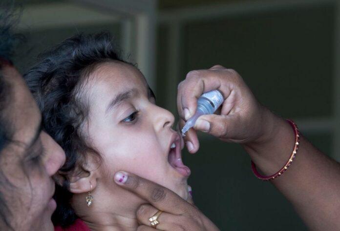 polio vaccination issue in Yavatmal